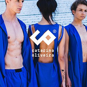 Models Onway for Catarina Oliveira SS17 campaign