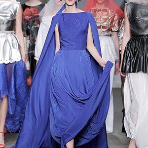 Ananda, Claudia W and Melanie N for Amsterdam Fashion Week
