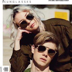João Ramalheira and Stephanie for Mr Sunglasses Mag