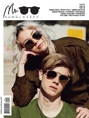 João Ramalheira and Stephanie for Mr Sunglasses Mag