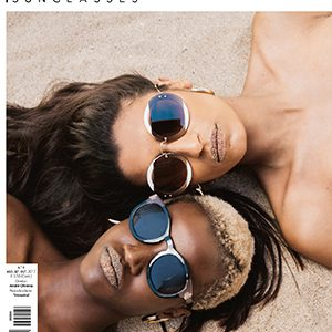 Cassandra and Sofia for Mr Sunglasses Mag